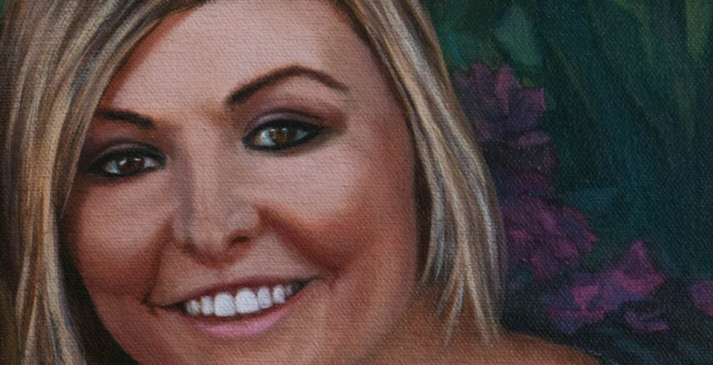 Portrait painting commissions WA Kirsten Sivyer (5 of 6)