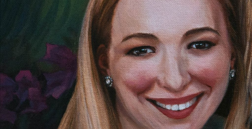 Portrait painting commissions WA Kirsten Sivyer (6 of 6)