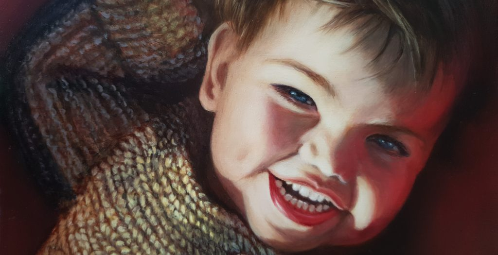 portrait commission artist Perth-132225