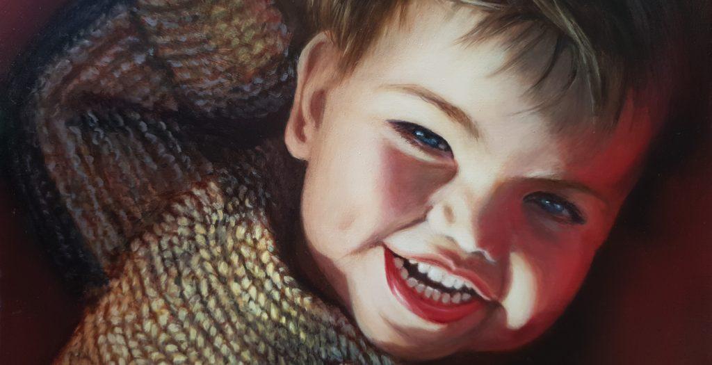 portrait commission artwork artist Perth